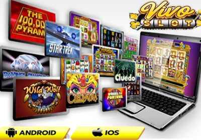 Website Slot Online Sah Live VivoSlot Indonesia